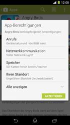 Sony Xperia Z1 - Apps - Herunterladen - 18 / 20