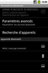 Alcatel OT-991 Smart - Bluetooth - Jumeler avec un appareil - Étape 9