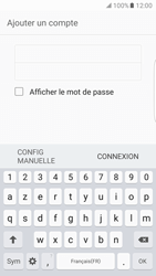 Samsung G935 Galaxy S7 Edge - E-mail - Configuration manuelle (outlook) - Étape 7