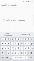 Samsung Galaxy S7 Edge - E-mail - configuration manuelle - Étape 7