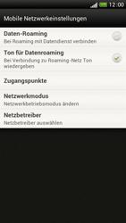 HTC One S - Internet und Datenroaming - Manuelle Konfiguration - Schritt 6