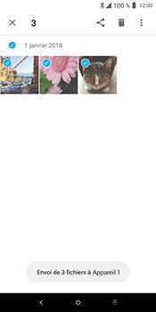 Alcatel 3L - Photos, vidéos, musique - Envoyer une photo via Bluetooth - Étape 12
