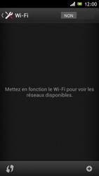 Sony Xperia J - WiFi - Configuration du WiFi - Étape 5