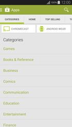 Samsung G850F Galaxy Alpha - Applications - Installing applications - Step 6