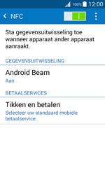 Samsung Galaxy Xcover 3 (SM-G388F) - NFC - NFC activeren - Stap 6