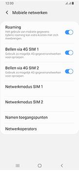 Samsung Galaxy A40 - Internet - Dataroaming uitschakelen - Stap 6