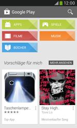 Samsung Galaxy Grand Neo - Apps - Konto anlegen und einrichten - 25 / 26