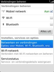 BlackBerry 9810 Torch - Buitenland - Bellen, sms en internet - Stap 5
