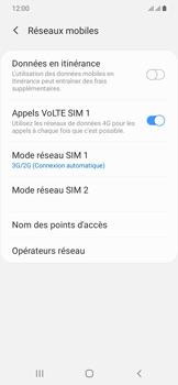 Samsung Galaxy A20e - Réseau - activer 4G - Étape 6