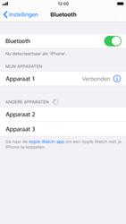 Apple iPhone SE (2020) (Model A2296) - Bluetooth - Headset, carkit verbinding - Stap 6
