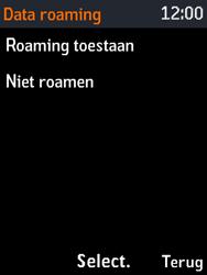 Nokia 3310 3G (TA-1022) - Buitenland - Internet in het buitenland - Stap 9