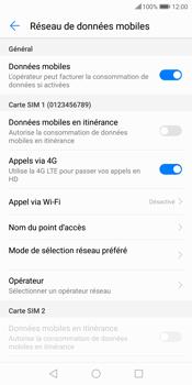 Huawei P Smart - MMS - configuration manuelle - Étape 7