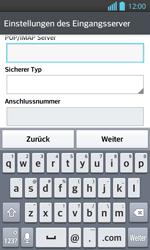 LG P710 Optimus L7 II - E-Mail - Konto einrichten - Schritt 12