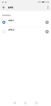 Huawei P20 - Android Pie - Internet e roaming dati - Configurazione manuale - Fase 15