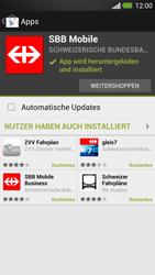 HTC One - Apps - Installieren von Apps - Schritt 23