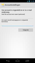 Samsung I9250 Galaxy Nexus - E-mail - Handmatig instellen - Stap 12