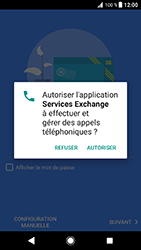 Sony Xperia XZ (F8331) - Android Oreo - E-mail - Configuration manuelle (outlook) - Étape 10