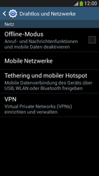Samsung Galaxy S4 Mini LTE - Internet - Apn-Einstellungen - 5 / 28