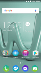 Wiko Lenny 3 - E-mail - Manual configuration (yahoo) - Step 1