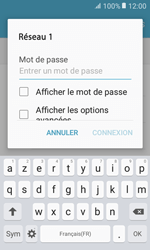 Samsung G389 Galaxy Xcover 3 VE - Wi-Fi - Accéder au réseau Wi-Fi - Étape 7