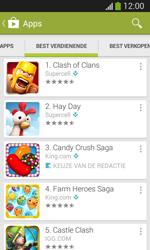 Samsung Galaxy S3 Mini Lite - apps - app store gebruiken - stap 9