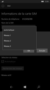 Microsoft Lumia 950 XL - Réseau - utilisation à l'étranger - Étape 13