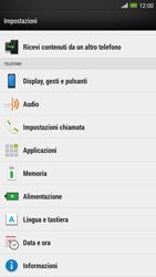 HTC One Max - Software - Installazione degli aggiornamenti software - Fase 5