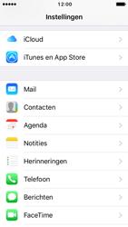 Apple iPhone SE - iOS 10 - iOS features - Stuur een iMessage - Stap 3