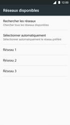 Nokia 3 - Réseau - Sélection manuelle du réseau - Étape 9