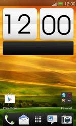 HTC T320e One V - Internet - Voorbeelden van mobiele sites - Stap 1