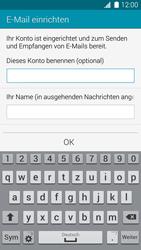 Samsung Galaxy S5 - E-Mail - Konto einrichten - 2 / 2