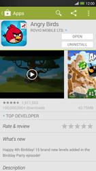 HTC One Max - Applications - Installing applications - Step 19