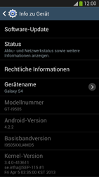 Samsung Galaxy S 4 LTE - Software - Installieren von Software-Updates - Schritt 6