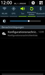 Samsung Galaxy Trend Plus - Internet - Automatische Konfiguration - 6 / 12