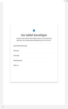 Samsung galaxy-tab-a-10-5-sm-t595-android-pie - Instellingen aanpassen - Nieuw toestel instellen - Stap 16