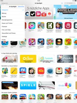 Apple iPad Pro 12.9 inch - Apps - Herunterladen - Schritt 4