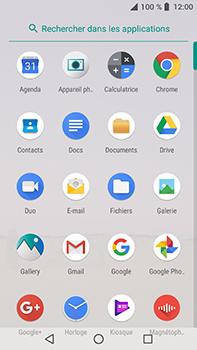 Crosscall Trekker X4 - E-mails - Ajouter ou modifier votre compte Gmail - Étape 3