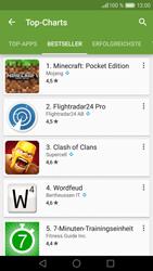 Huawei P9 Lite - Apps - Herunterladen - Schritt 8