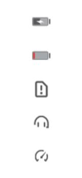 Huawei Nova 5T - Premiers pas - Comprendre les icônes affichés - Étape 27