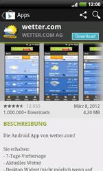 HTC A9191 Desire HD - Apps - Herunterladen - Schritt 13