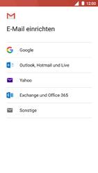 Nokia 3 - E-Mail - Manuelle Konfiguration - Schritt 7