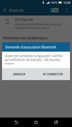 HTC One A9 - Bluetooth - connexion Bluetooth - Étape 9