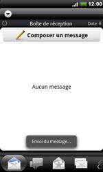 HTC S510e Desire S - E-mail - envoyer un e-mail - Étape 11