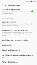 Samsung Galaxy A5 (2017) - Anrufe - Rufumleitungen setzen und löschen - Schritt 6