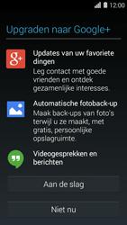 Huawei Ascend Y550 - apps - account instellen - stap 20