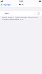 Apple iPhone 6s - iOS 14 - WiFi - Configuration du WiFi - Étape 4