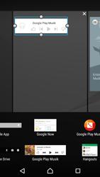 Sony Xperia Z5 Compact - Startanleitung - Installieren von Widgets und Apps auf der Startseite - Schritt 6