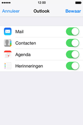 Apple iPhone 4 iOS 7 - e-mail - handmatig instellen - stap 8