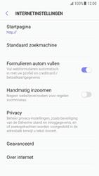 Samsung Galaxy S6 - Android Nougat - internet - handmatig instellen - stap 23