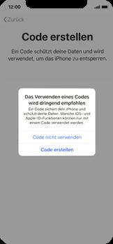 Apple iPhone X - iOS 11 - Persönliche Einstellungen von einem alten iPhone übertragen - 34 / 40